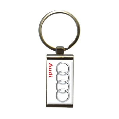 Kľúčenka-živica-AUDI /D/ 9001