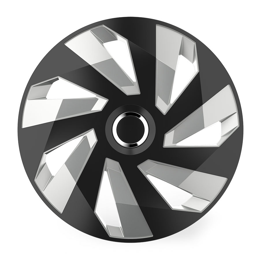 VECTOR RC black and silver